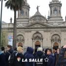 Sucesso no projeto Imersão Cultural no Chile