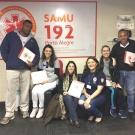 SAMU: formação em primeiros socorros