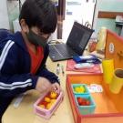 Brinquedos na matemática - Pré II