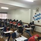 Estudantes Participam de Simulado