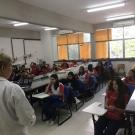 Visita de Estudos ao Laboratório de Biologia da UFAM