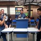 Debate Projeto Paidéia - 9°anos