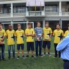 La Salle Abel é campeão nos Jogos Católicos de 2018