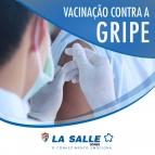 La Salle Dores realizará vacinação contra a GRIPE
