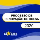 Renovação de Bolsa Social - 2020