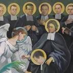Santos Irmãos Jaime Hilário e Mártires De Turón