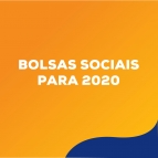 Resultado da Renovação das Bolsas Sociais para 2020