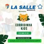Corridinha Kids e Corrida da Infantaria