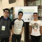 UFRGSMUNDI 2017 - 3ª série Ensino Médio