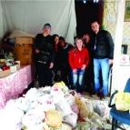 Doações da Festa Junina são entregues a comunidade