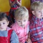 Adaptação escolar na primeira infância