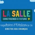 Campanha conscientiza sobre direitos das crianças