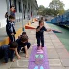 Atividade de Lateralidade Educação Infantil