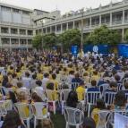 Mais de 1.500 pessoas participam de missa da Rede