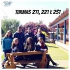 LÍDERES DAS TURMAS: Gestão 2º semestre 2018