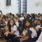 1º DIA DE AULA do ENSINO FUNDAMENTAL II E DO ENSINO