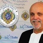 Rede La Salle recebe visita do Irmão Superior Geral