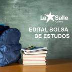 Edital Bolsa de Estudos 2020