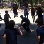 Aulas de Educação Física - 4°anos