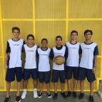 Alunos são campeões estaduais de Basquete Sub-13