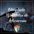 Olimpíada Brasileira de Astronomia