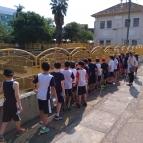 3º Ano do EF visita Estação de Tratamento de Água