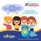 La Salle Languages com Matrículas Abertas