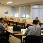Reunião da Equipe Provincial de Assistência Social