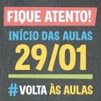 Volta às Aulas no La Salle Lucas do Rio Verde