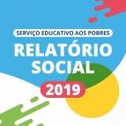 Rede La Salle lança Relatório Social 2019