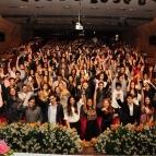 Prêmio Perseverança 2016 (fotos: solenidade e festa)