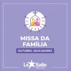 6/10: Participe da Missa da Família