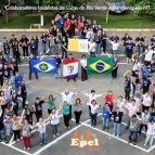 Faculdade La Salle sediou EPEL-MT