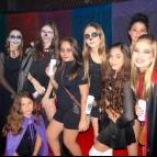 Festejos do Halloween e Dia de Los Muertos