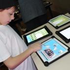 Alunos do 3º ano lançam e-book sobre bairros de POA