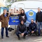 Entrega dos Agasalhos doados na Gincana Jubilar 2019