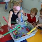Alunos da Creche II participam de adaptação escolar