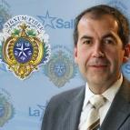 Rede La Salle recebe a visita do Vigário Geral