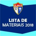 Orientações e Lista de Materiais 2018