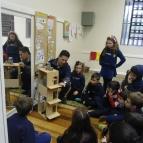 2º ano/EF: pais participam de projeto sobre trabalho