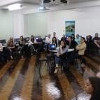 Semana de Capacitações é realizada em Porto Alegre