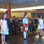 Alunas recebem premiação regional do Cisne Branco