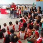 """Evento """"Cantando e Recontando a Literatura Infantil"""