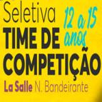Participe da Seletiva de Futsal e Vôlei
