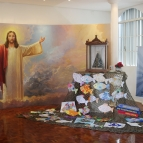 Nossa Senhora Aparecida visita o La Salle Caxias