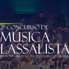 Participe: 2º Concurso Cultural de Música Lassalista