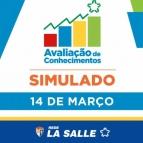 Simulado da Rede La Salle acontece na quarta-feira