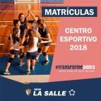 Orientações Gerais do Centro Esportivo 2018