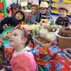 Educação Infantil comemora Festa Julina