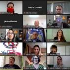 Reuniões virtuais da Educação Básica e Superior